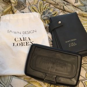 Fawn Design x Cara Loren Changing Pad Gray